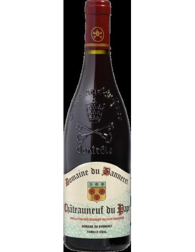 Domaine du Banneret - Châteauneuf du Pape Rouge - 2018