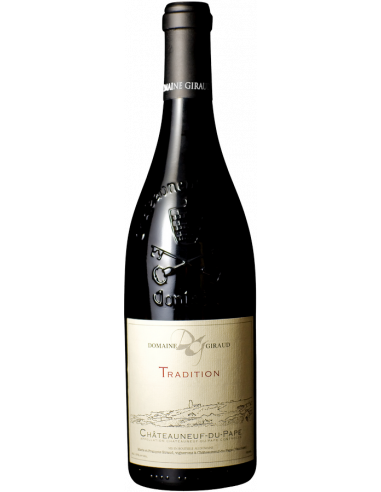 Domaine Giraud - Châteauneuf du Pape  Rouge - 2019 Magnum