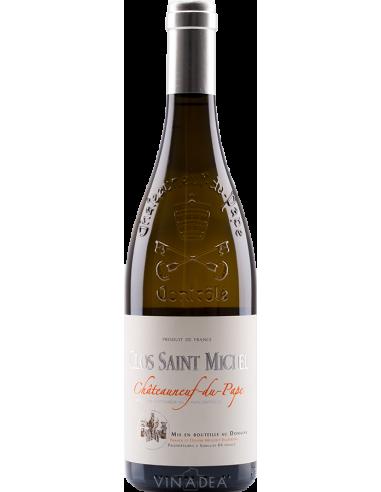 Clos Saint-Michel Châteauneuf-du-Pape Blanc 2017 75 cl