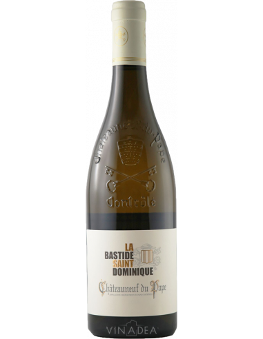 Bastide Saint Dominique - Châteauneuf du Pape Blanc - 2019