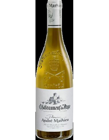 André Mathieu - Châteauneuf du Pape Blanc - 2019