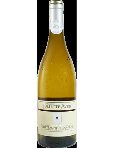 Domaine Juliette Avril Châteauneuf-du-Pape Blanc 2020 75 cl