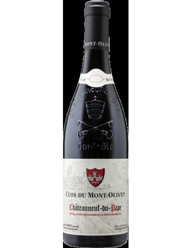 Clos du Mont-Olivet - Châteauneuf du Pape rouge - 2018